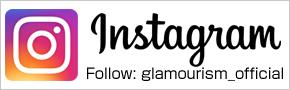 犬服ブランド「グラマーイズム(Glamourism)」公式インスタグラム(Instagram)
